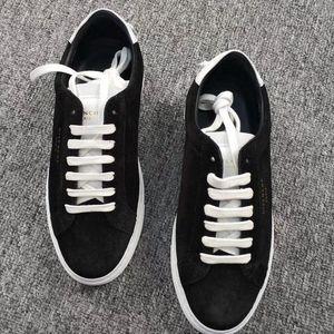 GIVENCHY 纪梵希女款黑色板鞋