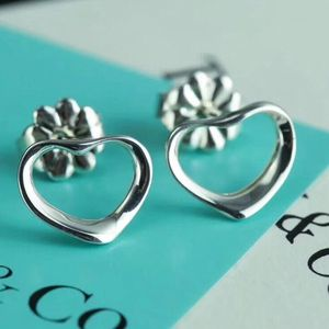 Tiffany & Co. 蒂芙尼爱心耳钉