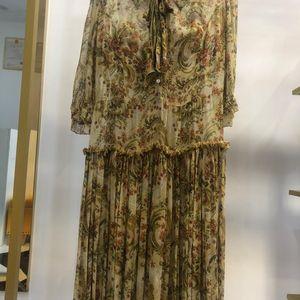 DOLCE&GABBANA 杜嘉班纳女士蕾丝连衣裙