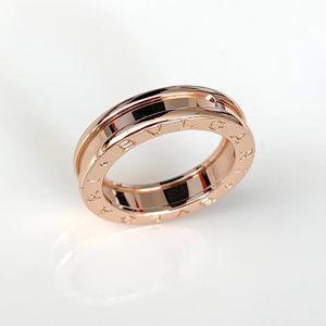 BVLGARI 宝格丽单环戒指