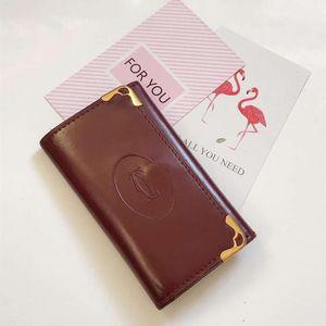 Cartier 卡地亚钥匙包