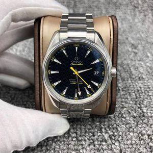 OMEGA 欧米茄海马系列男士自动机械手表