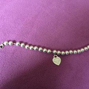 Tiffany & Co. 蒂芙尼7毫米珠手链