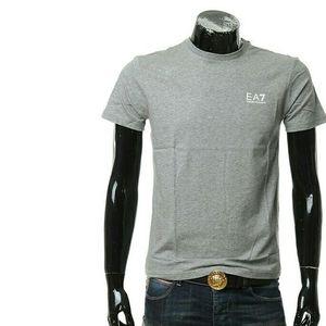 Emporio Armani 阿玛尼男士圆领短袖T恤