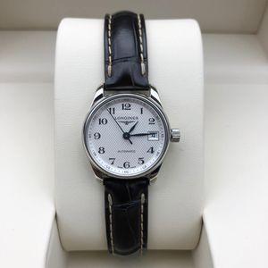 LONGINES 浪琴女士名匠系列自动机械手表