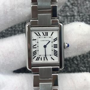 Cartier 卡地亚石英女士腕表