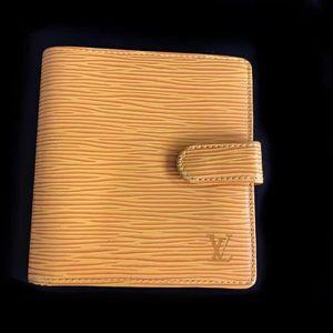 Louis Vuitton 路易·威登水波纹钱包