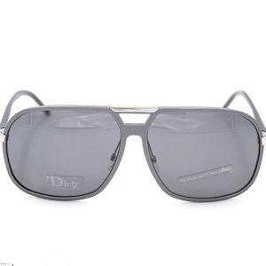 Dior 迪奥CD飞行员款灰边太阳镜墨镜
