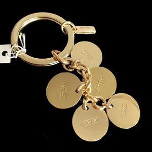 COACH 蔻驰钥匙扣