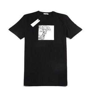 Versace 范思哲美杜莎男款短袖T恤