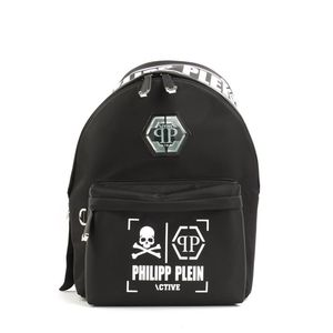 Philipp Plein 菲利普普兰骷髅头男女款双肩包