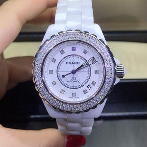 CHANEL香奈儿J12自动机械手表