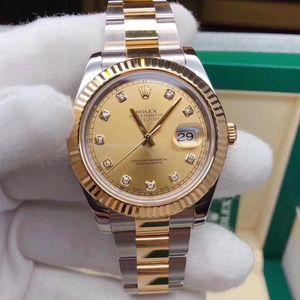 Rolex 劳力士日志型机械男表116333G