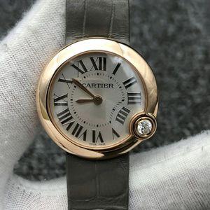 Cartier 卡地亚女士石英表
