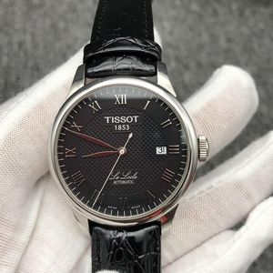 TISSOT 天梭男士机械腕表