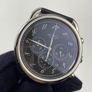 Hermès 爱马仕男款ARCEAU系列W038700WW00机械腕表