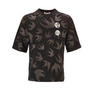 Alexander McQueen 亚历山大·麦昆短袖T恤