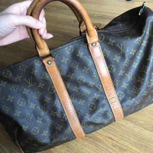 Louis Vuitton 路易·威登45旅行袋
