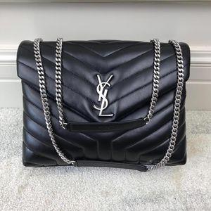 Yves Saint Laurent 伊夫·圣罗兰斜挎单肩包