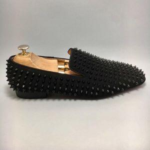 Christian Louboutin 克里斯提·鲁布托休闲平跟鞋