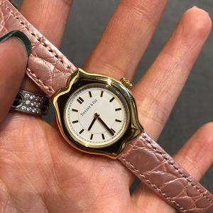 Tiffany & Co. 蒂芙尼CLASSIC系列女士腕表