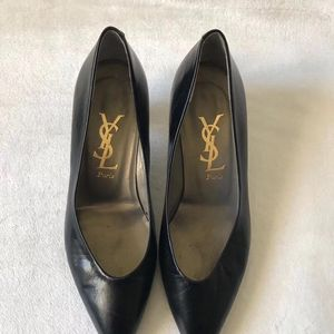 Yves Saint Laurent 圣罗兰高跟鞋