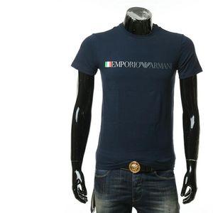 Emporio Armani  阿玛尼男士夏季短袖T恤