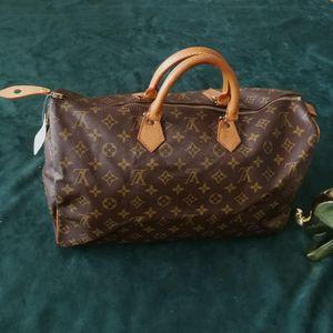 Louis Vuitton 路易·威登LX10001波士顿老花旅行包