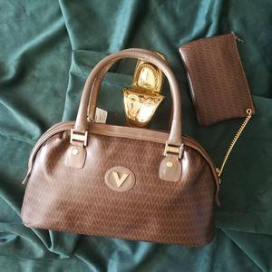 Valentino 华伦天奴PVC子母手提包
