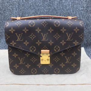 Louis Vuitton 路易·威登邮差单肩包