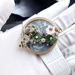 Cartier卡地亚创意珠宝腕表HPI00610