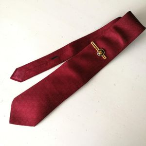 Dior 迪奥LD04014男士重磅真丝暗纹绣花logo时装领带