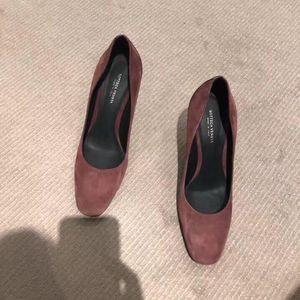 Bottega Veneta 葆蝶家真皮高跟鞋