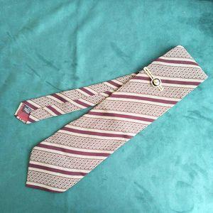 Giorgio Armani 乔治·阿玛尼LD05006男士重磅真丝印花领带