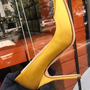 Manolo Blahnik 马诺洛女鞋高跟鞋