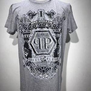 Philipp Plein 菲利普普兰男士男士T恤