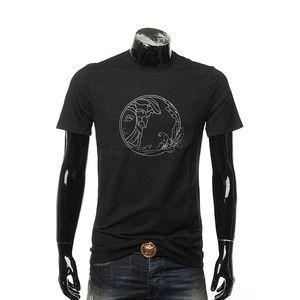 Versace 范思哲男士全棉短袖T恤衫