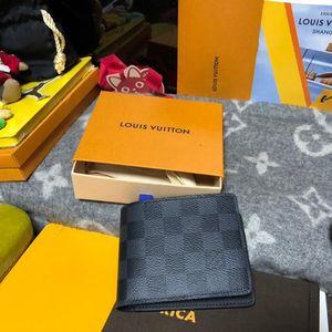 Louis Vuitton 路易·威登黑格短款钱包