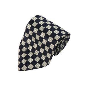 Yves Saint Laurent 伊夫·圣罗兰男士格纹领带