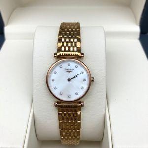 LONGINES 浪琴女士优雅系列石英手表
