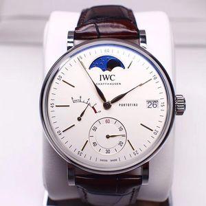 IWC 万国柏涛菲诺系列IW516401男士手动机械腕表