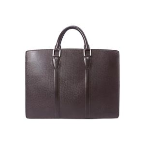 Louis Vuitton 路易·威登全皮手提公文包