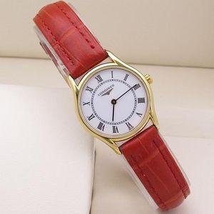 LONGINES 浪琴石英女士手表