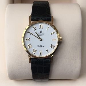 Rolex 劳力士切利尼系列女士机械腕表