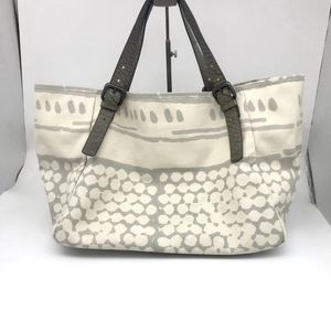 Bottega Veneta 葆蝶家帆布购物袋手提包