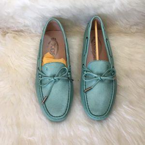 TOD'S 托德斯女士豆豆鞋
