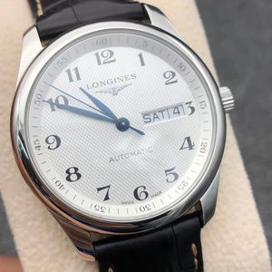 LONGINES 浪琴L2.755.4.78.3制表传统自动机械男士腕表