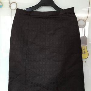FENDI 芬迪中古半身裙