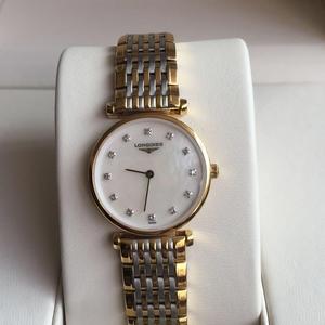 LONGINES浪琴优雅系列女士石英腕表