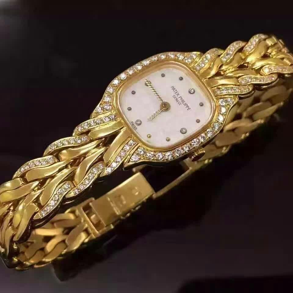 百达翡丽机械腕表